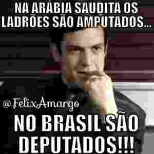 Nas redes sociais, Félix de ''Amor à Vida'' adere a protestos no Brasil - Reprodução/Facebook