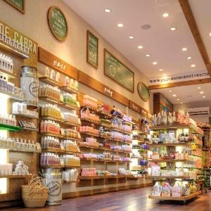 a3ec954ea Dieta faz filha de Luxemburgo abrir loja 'natureba'; veja franquias ...