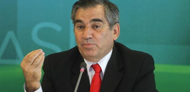 O ex-secretário-geral da Presidência da República Gilberto Carvalho - Andre Borges/Folhapress