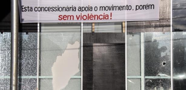 Loja tenta contemporizar vandalismo: Fifa dá curso a cuidados extras na Confederações