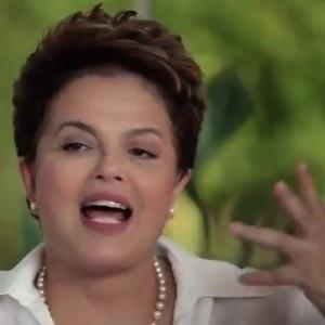 """Montagem faz Dilma cantar """"Vem pra rua!"""" com música do grupo O Rappa"""