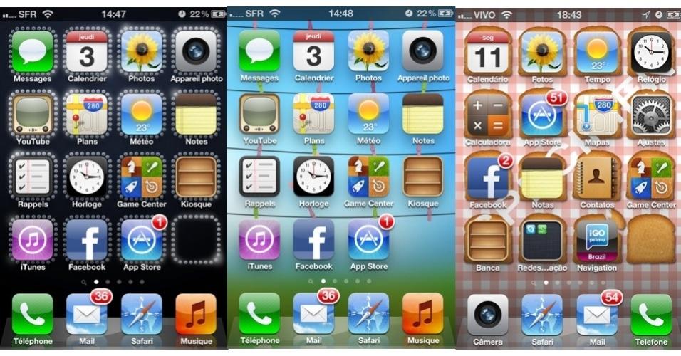 Aplicativos para personalizar o smartphone