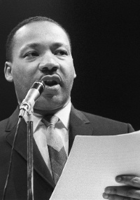 Martin Luther King (1929 - 1968)