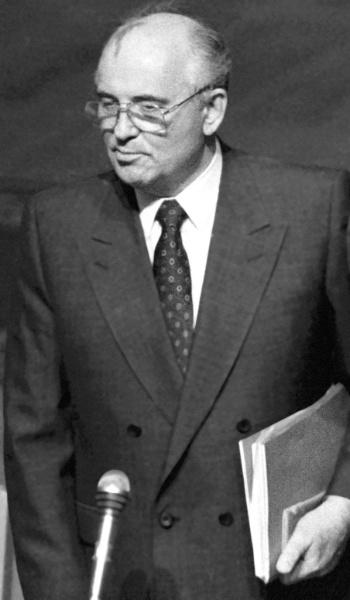 Mikhail Gorbachev (1931)