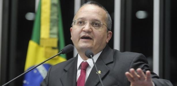 Pedro Taques na época em que era senador