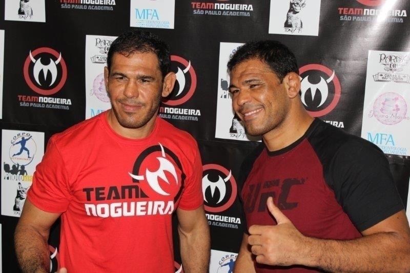 Franquia Team Nogueira - Minotauro e Minotouro