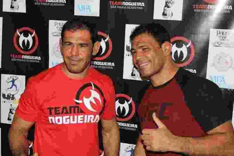 Franquia Team Nogueira - Minotauro e Minotouro - Divulgação