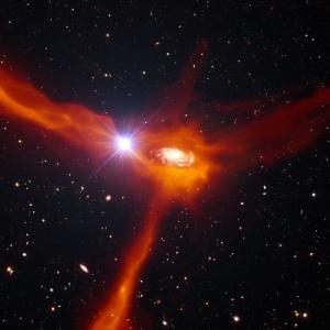 Evidências científicas reforçam teorias de formação das galáxias