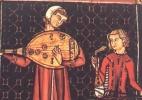 Trovadorismo - poesia: Cantigas de amor, de amigo e de escárnio e maldizer - Wikimedia Commons