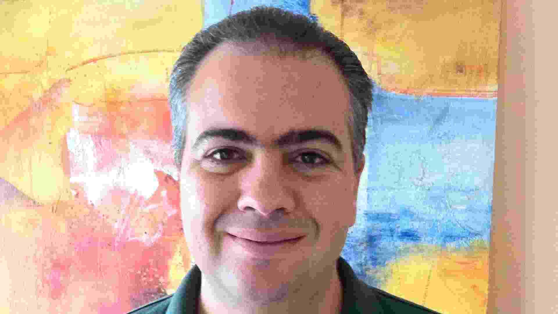 Alexandre Tuzzolo Paulino, proprietário do restaurante de cozinha italiana Capisce - Divulgação