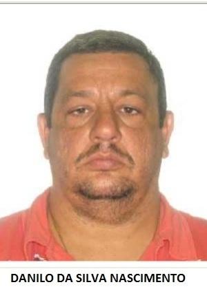 16.jul.2013 - Policial Danilo da Silva Nascimento é procurado pela polícia, acusado de receber anuidade de R$ 200 mil a R$ 300 mil do tráfico, em troca de venda de informações