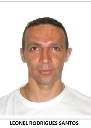 16.jul.2013 - Policial Leonel Rodrigues Santos é procurado pela polícia, acusado de receber anuidade de R$ 200 mil a R$ 300 mil do tráfico, em troca de venda de informações