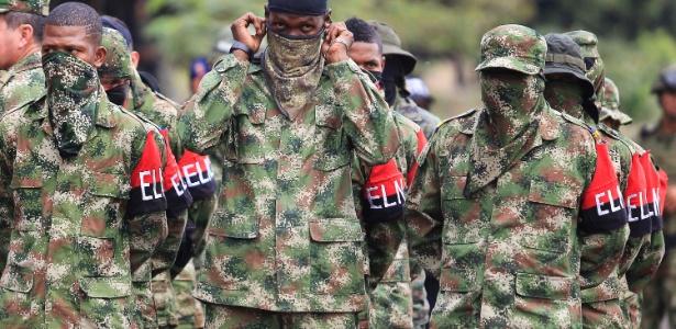 Após assumir morte de governador, ELN diz que ratificava acordo de cessar-fogo - Jaime Saldarriaga/Reuters