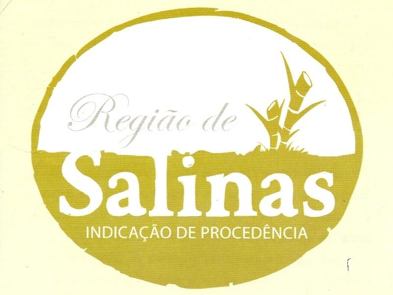 Selo de procedência usado em cachaças da região de Salinas (MG)