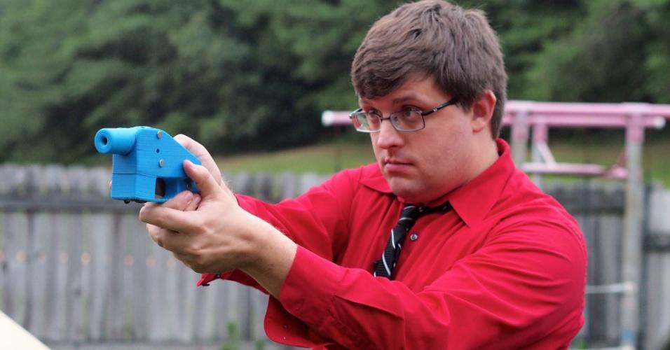 Filadélfia é a 1ª cidade dos EUA a proibir armas feitas em impressoras 3D