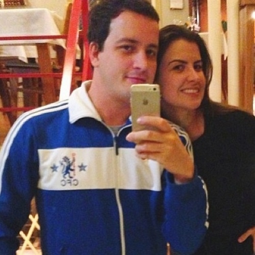 O apresentador Rafael Cortez (@rafaelcortez) também publica fotos ''selfies'' no Instagram