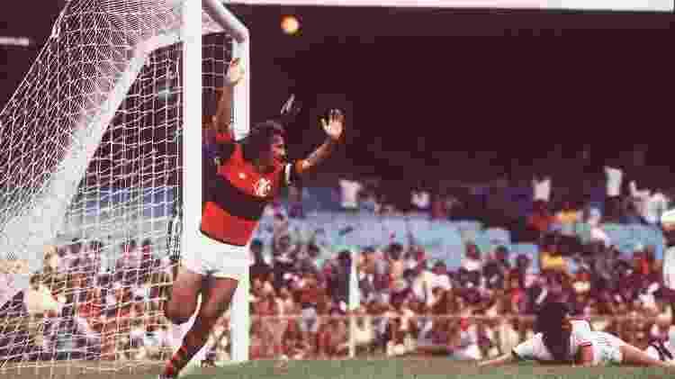 Flamengo 82 - Agência O Globo - Agência O Globo