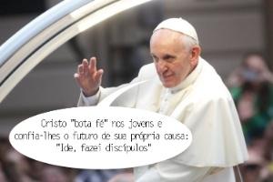 Qual Foi A Melhor Frase Do Papa Francisco No Brasil Vote Bol