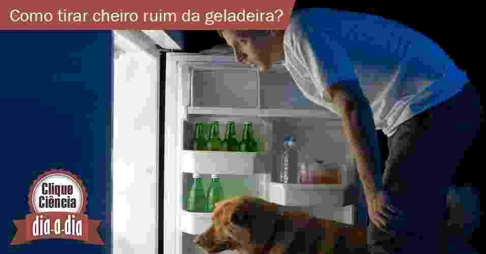 22.jul.2013- Clique Ciência: mau cheiro geladeira - Thinkstock/UOL