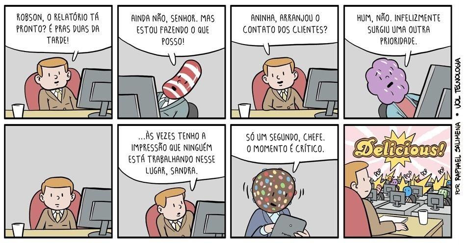 """A vida é doce"" - 18/jul/2013"