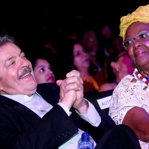 O ex-presidente participou neste terça do  Festival Latinidades, em Brasília - Pedro Ladeira/Folhapress
