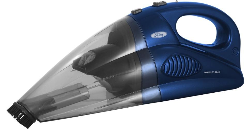 Aspirador de pó que faz parte da linha de eletrodomésticos lançada pela Ford em parceria com a NKS