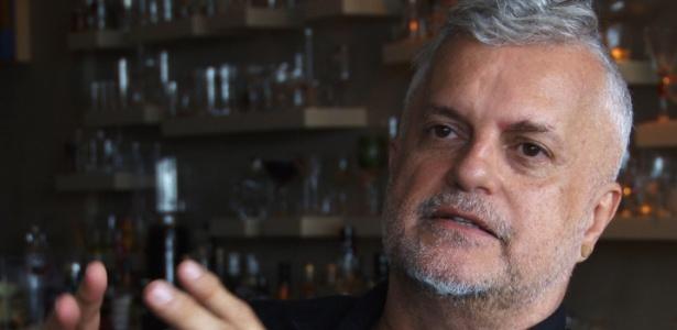 Ulysses Cruz, diretor artístico da Via Sacra da Jornada, explica que a encenação tem ligação com os jovens - Bruno Pedersoli/UOL