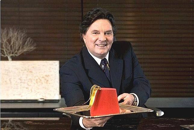 Alberto Saraiva, fundador do Habib's