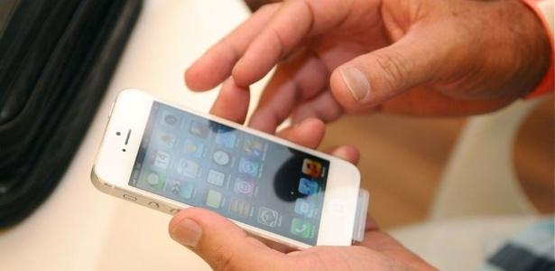 Se você tem um iPhone 5 (foto) ou 5C, não receberá o iOS 11