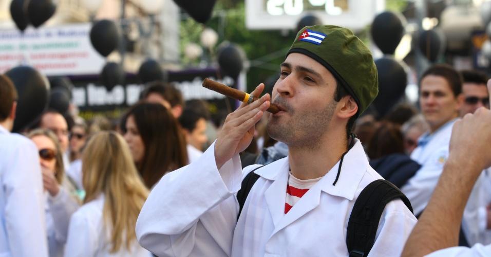 Resultado de imagem para médicos cubanos revalida