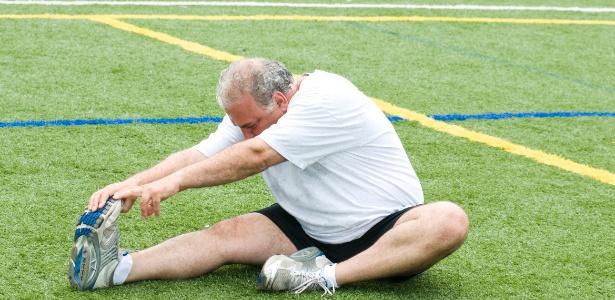 Resultado sugere que a condição física na meia-idade é particularmente importante