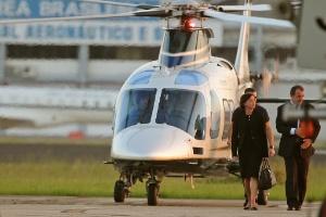 Cabral utilizou helicópteros oficiais do Estado para transportar a família e funcionários até a sua casa de veraneio em Mangaratiba