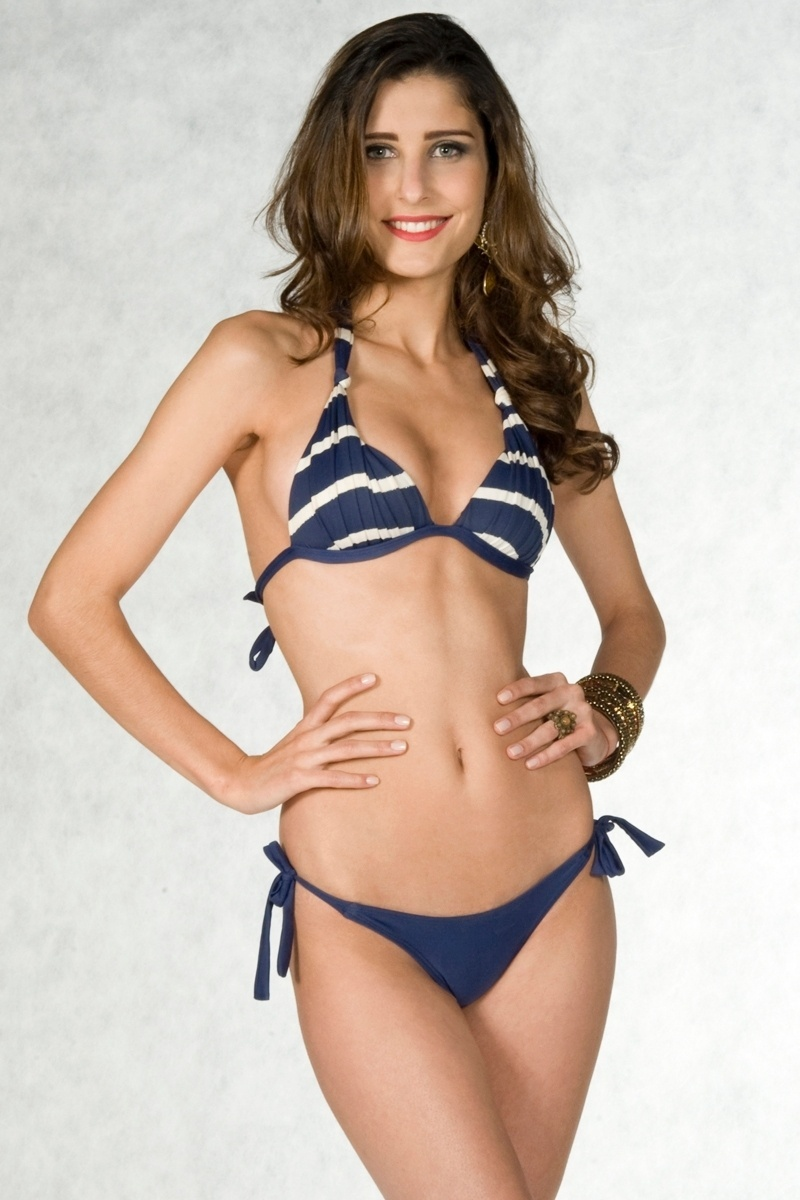 6.ago.2013 - Ingrid Franco, candidata de Caldas a Miss Minas Gerais 2013