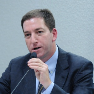 """Jornalista do """"Guardian"""", Glenn Greenwald participou de audiência pública no Congresso em agosto"""