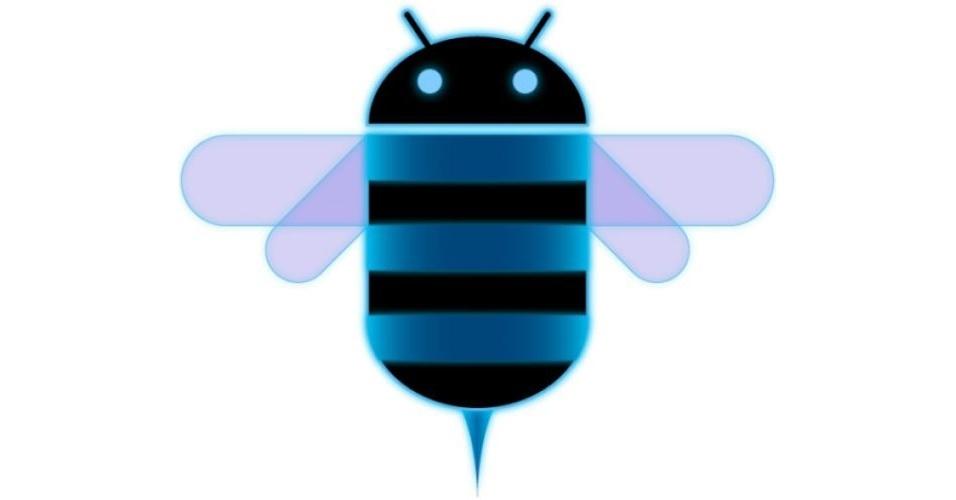 Na imagem, a versão oficial do Android 3.0 Honeycomb. Os símbolos das versões do sistema, que são representados por doces, ganharam estilos diferentes nas mãos dos usuários