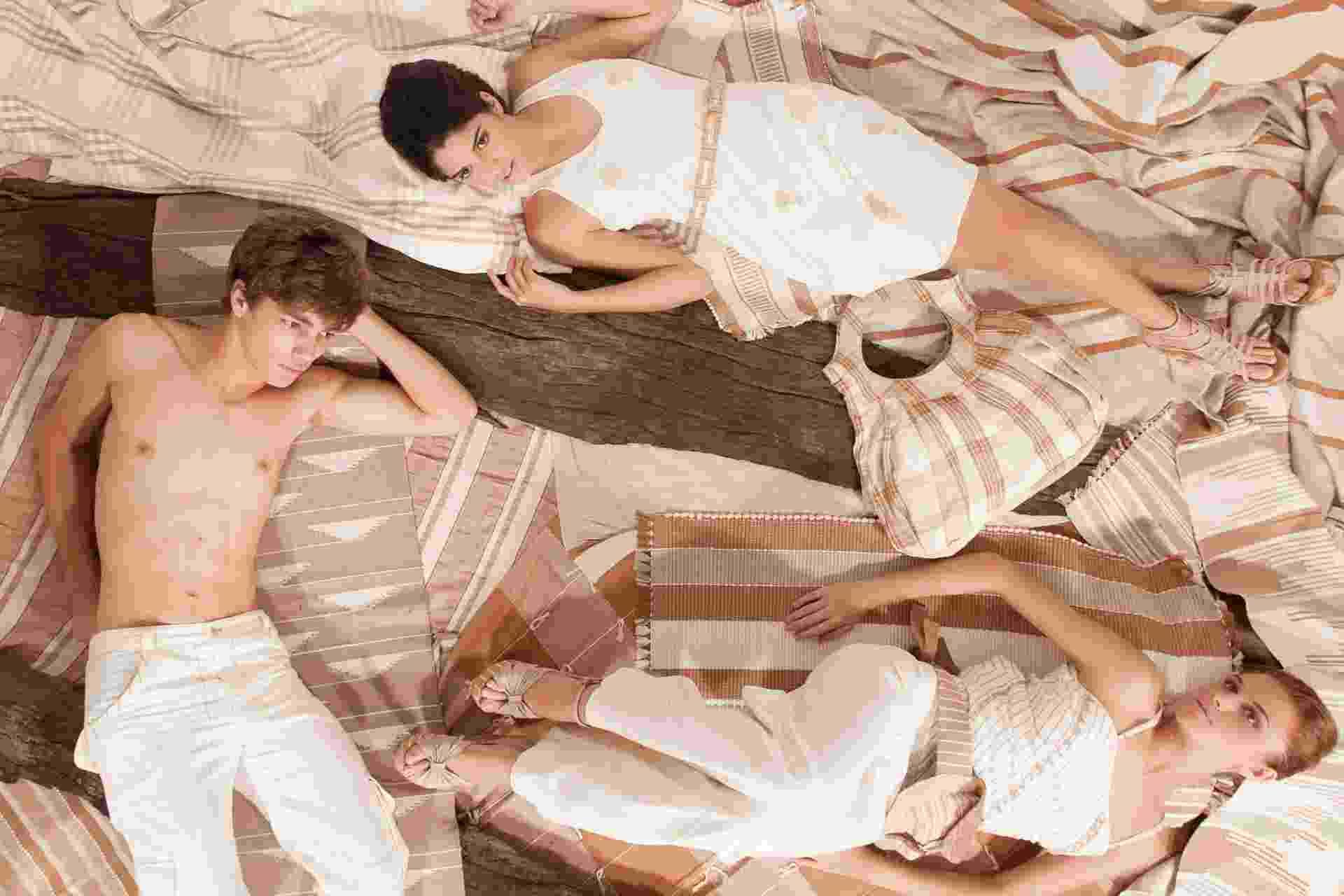 Após o cruzamento com o algodão branco comercial, em um trabalho desenvolvido pela Embrapa (Empresa Brasileira de Pesquisa Agropecuária) no início de 2000, o tipo colorido do algodão voltou a ser produzido em escala comercial e já é exportado para França, Japão, Estados Unidos e Alemanha - Natural Cotton Color/Divulgação