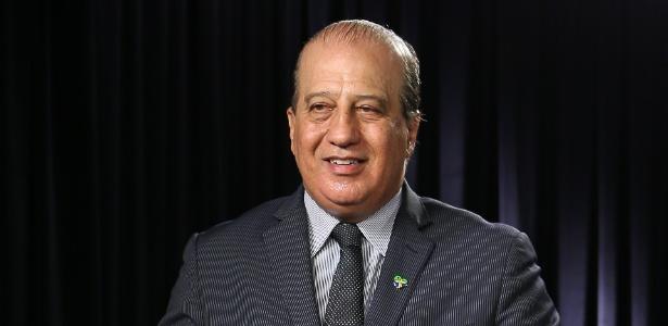 Augusto Nardes é presidente do Tribunal de Contas da União