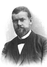 """Weber é um dos fundadores da Sociologia, autor de """"A Ética Protestante e o Espírito do Capitalismo"""""""