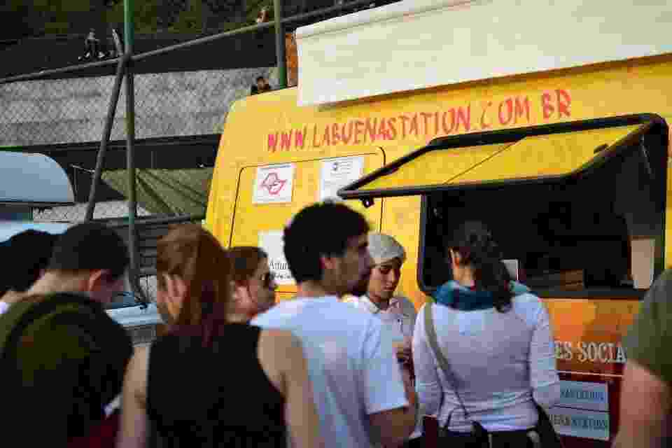 Restaurante de comida mexicana móvel La Buena Station, em São Paulo (SP) - Divulgação