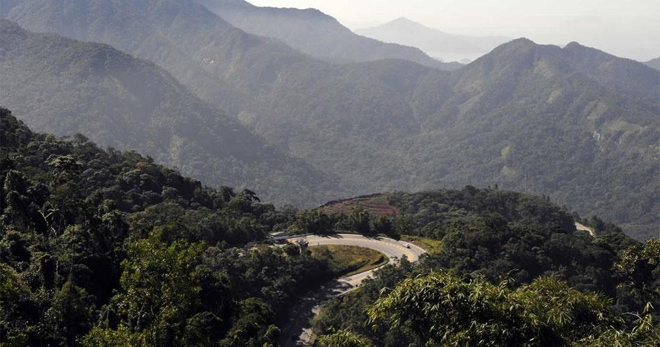 Imagem ilustrativa para matéria sobre exame da OAB; paisagem