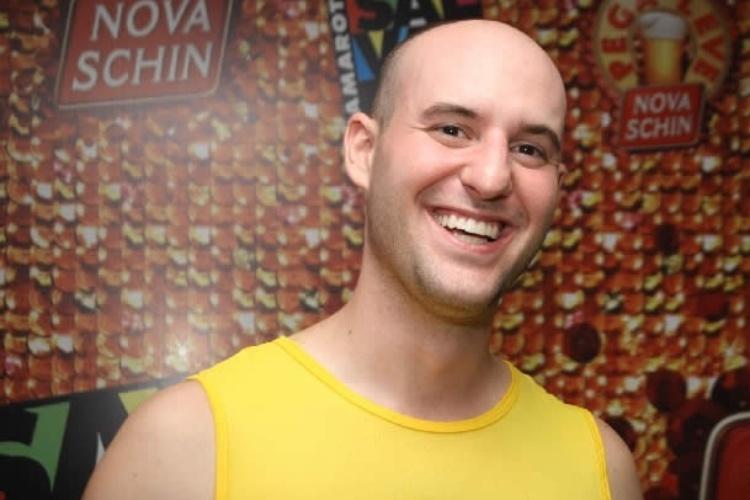 Gilberto Schincariol Jr. no Camarote Salvador 2009