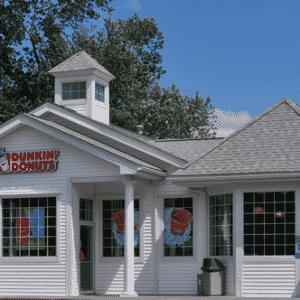 Unidade da Dunkin' Donuts nos Estados Unidos. A rede tem planos de voltar ao Brasil - Divulgação