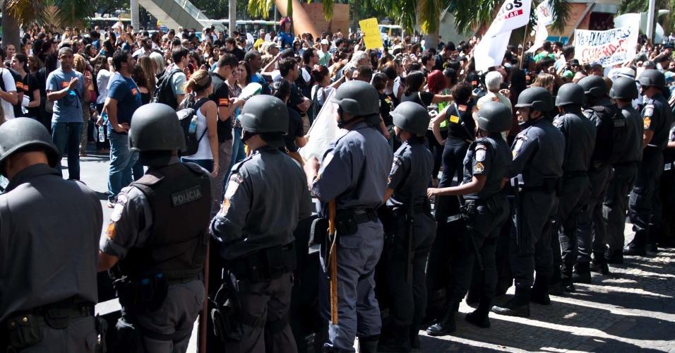 Comandante da PM anuncia batalhão especial para atuar em protestos e eventos