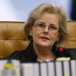 Ministra Rosa Weber, do STF