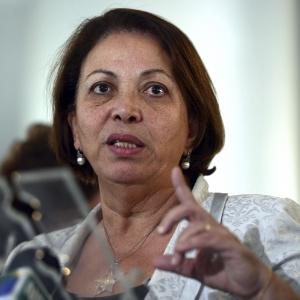 Ministra da Secretaria de Relações Institucionais, Ideli Salvatti - Fabio Rodrigues Pozzebom/Agência Brasil