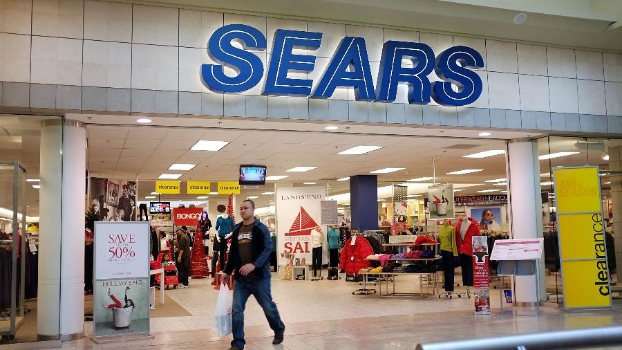 27.dez.11 - Loja da Sears, em Connecticut (EUA) - Spencer Platt/AFP