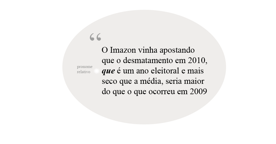 Pronome relativo, português
