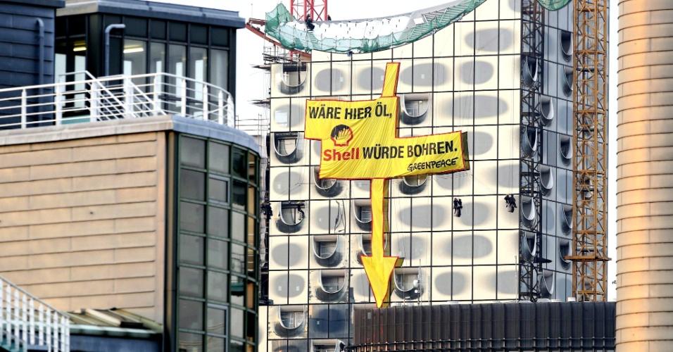 23.ago.2013 - Cartaz, que em alemão diz
