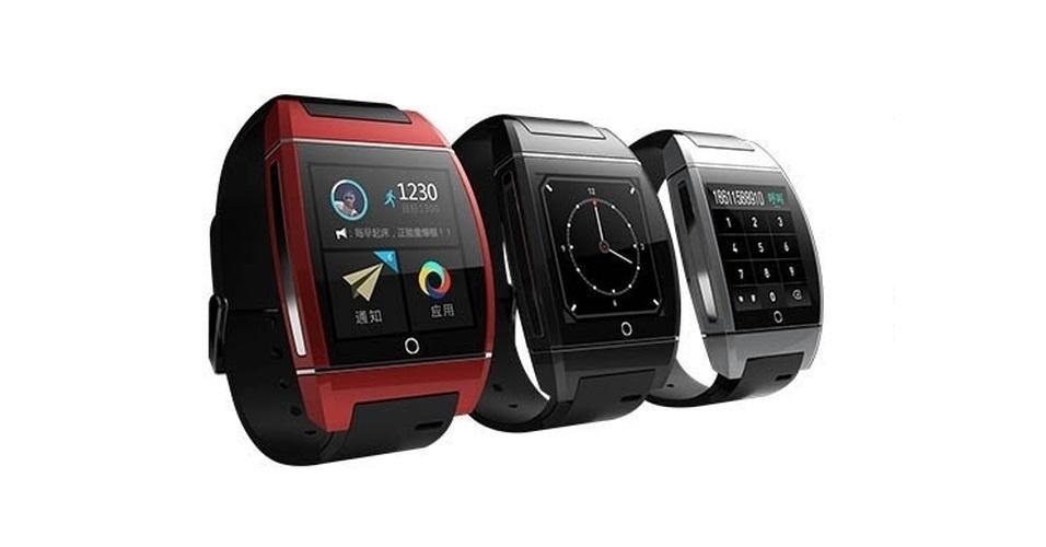 abb366aaf20 Relógios inteligentes prometem substituir funções do smartphones  conheça