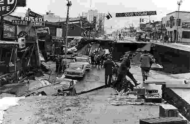 30.ago.2013 -  Em 2005 um tremor de magnitude 8,7 próximo a Sumatra, na Indonésia matou cerca de 1.300 pessoas na região - Wikimedia Commons